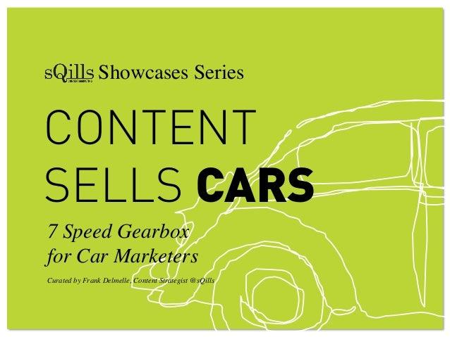 Content Sells Cars