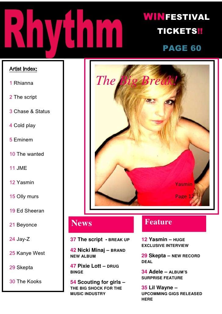 Contents page newestttttttttttttt