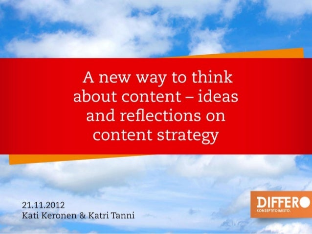 Content strategy for investor_relations