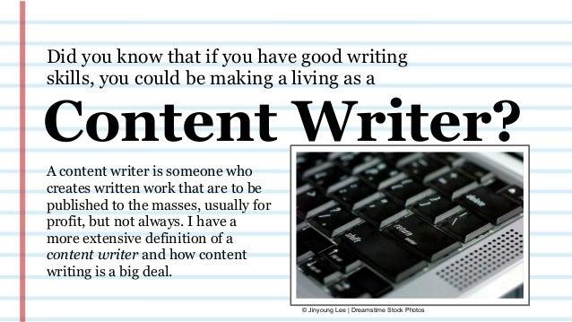 Hiring writers philippines