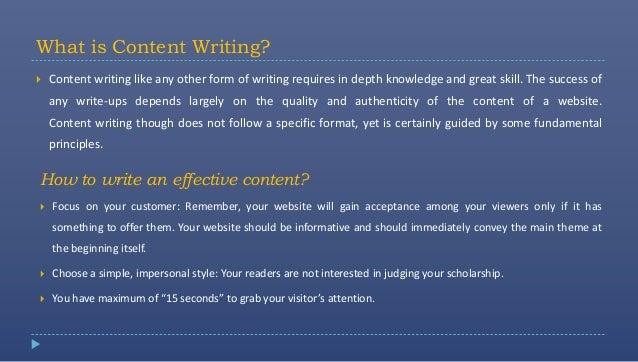 persuasive write ups
