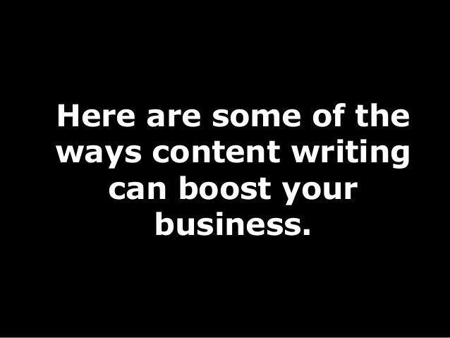 How to get content for website