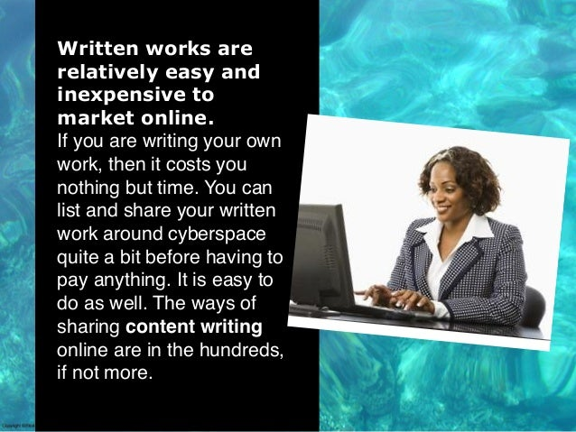 How to do content writing