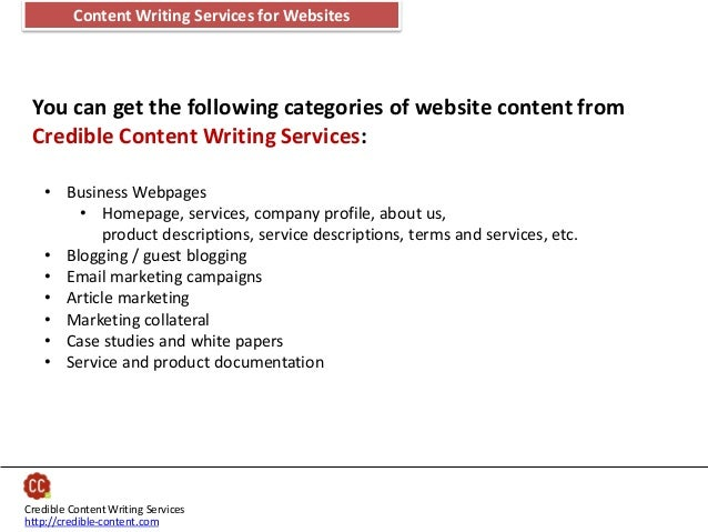 Custom Blog Writing Service