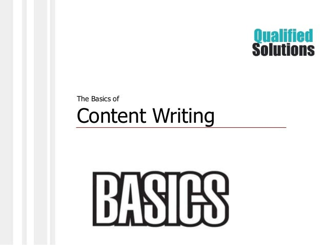 writing tutorials This article writing tutorial is designed to walk you through the process of how to write a good article.
