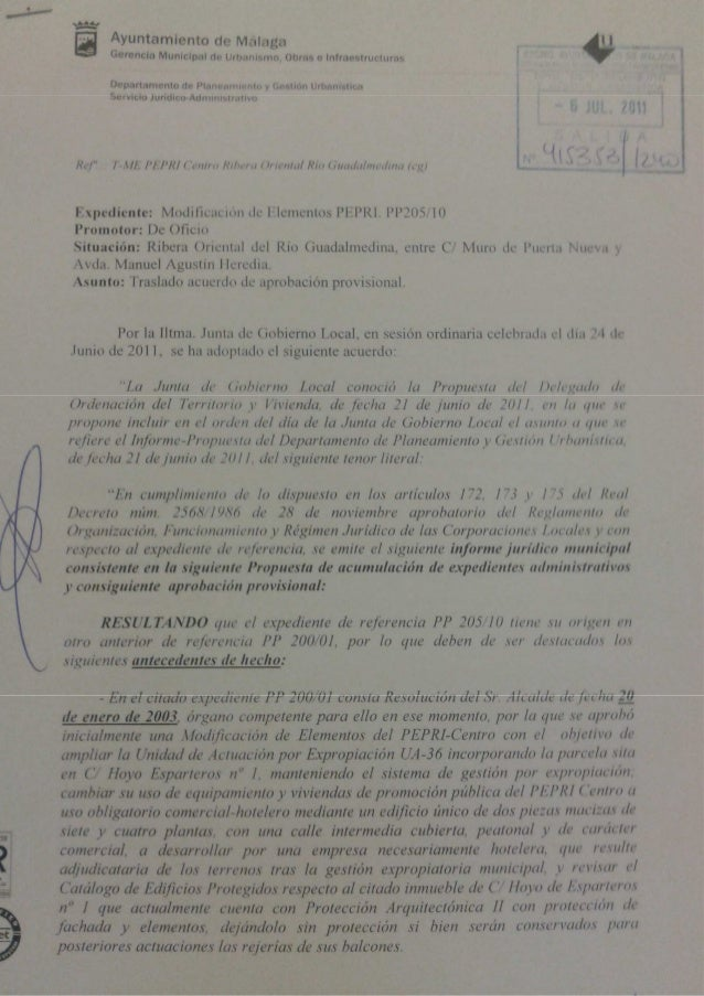 Contestación GMU a alegaciones modif alturas PEPRI Centro_Julio 2011