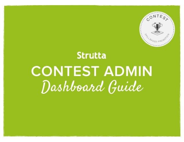 Contest Admin Dashboard Guide