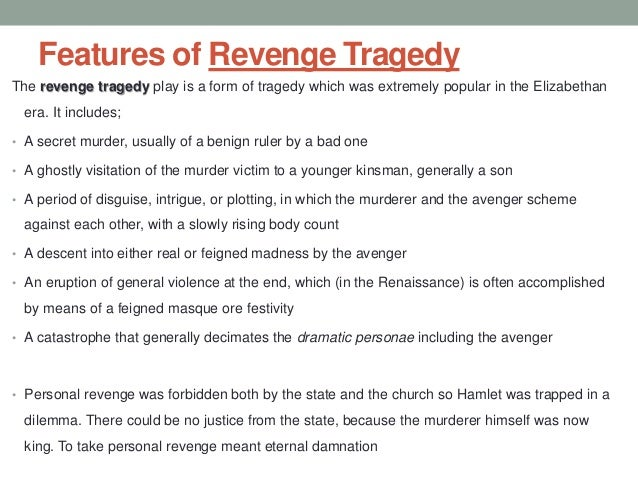 what makes hamlet a tragedy essay An analytical essay of the tragedy of hamlet, prince of denmark the main character is obsessed with death and makes morbid jokes about old age.