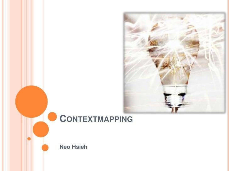 Contextmapping