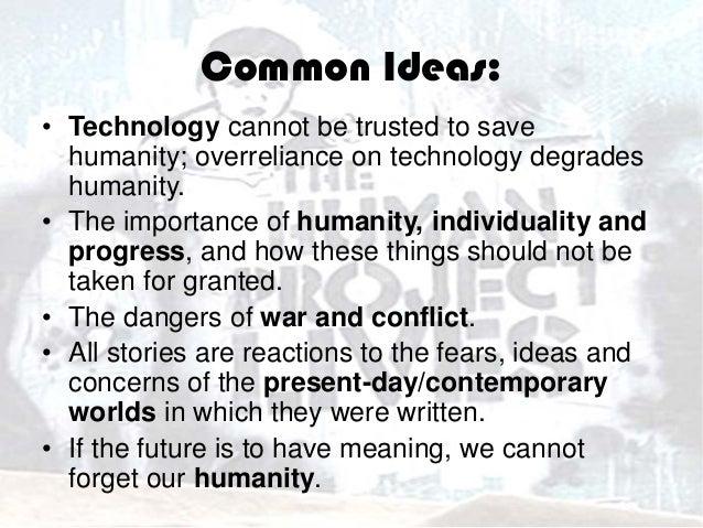 Dangers Technology Essay
