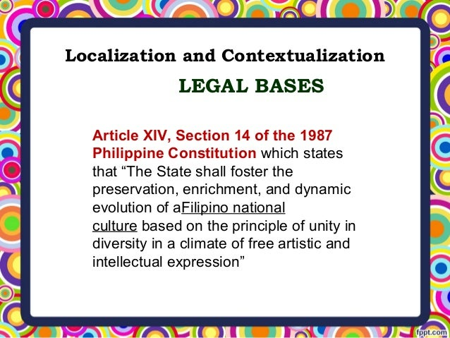 contextualization essay