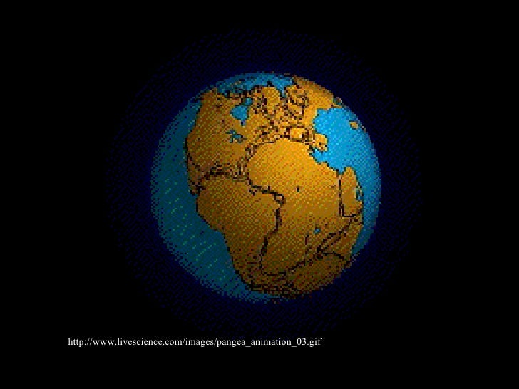 Continental Drift And Plate Tectonics Andie