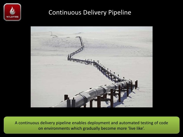 Continuous Delivery PipelineA continuous delivery pipeline enables deployment and automated testing of code            on ...