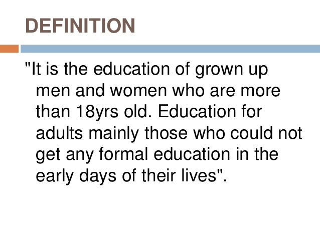Essay on why i want to continue my education