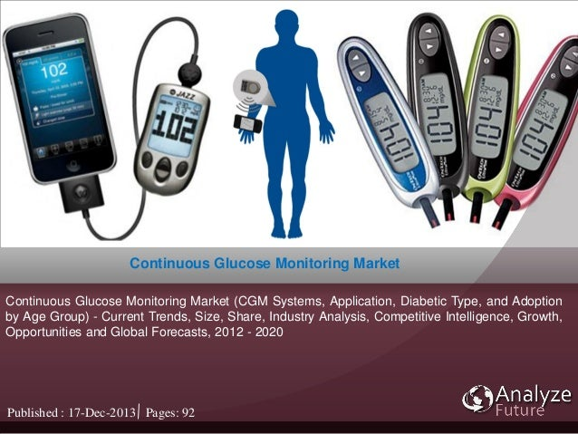 Continuous Glucose Monitoring Market Continuous Glucose Monitoring Market (CGM Systems, Application, Diabetic Type, and Ad...