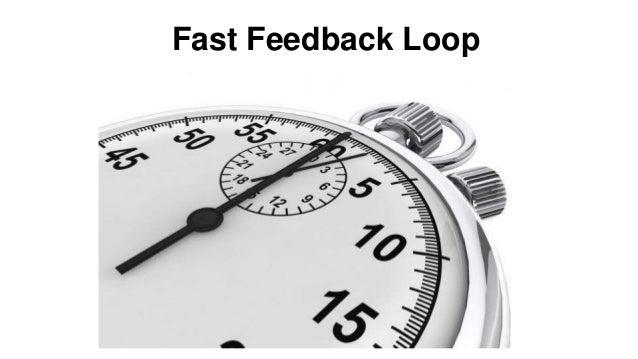 Continuous Feedback Loop 18 Fast Feedback Loop