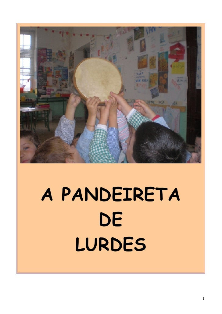 A PANDEIRETA      DE    LURDES                 1