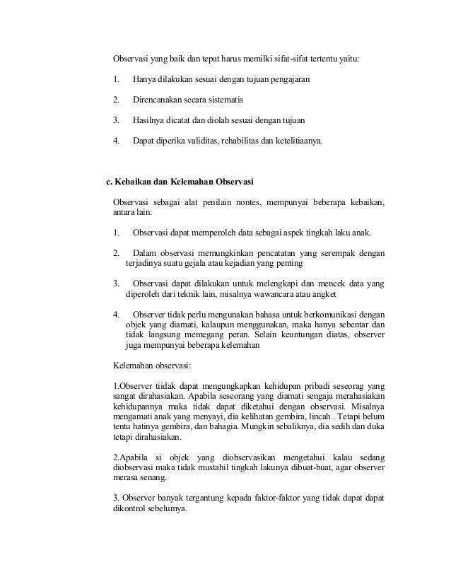teknik evaluasi pendidikan islam tes essay