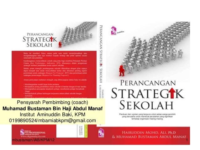 perancangan  strategik