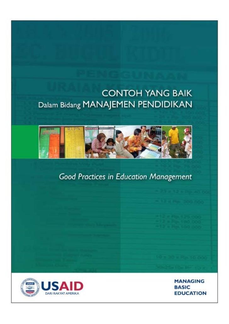 PEMETAAN DAN PERENCANAAN PENDIDIKAN -   Pengantar -   Perencanaan Pendidikan Berbasis     Data di Kebumen, Jawa Tengah