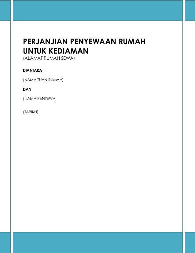 826 jpeg 32kB, Download Contoh Surat Perjanjian Sewa Rumah Kediaman
