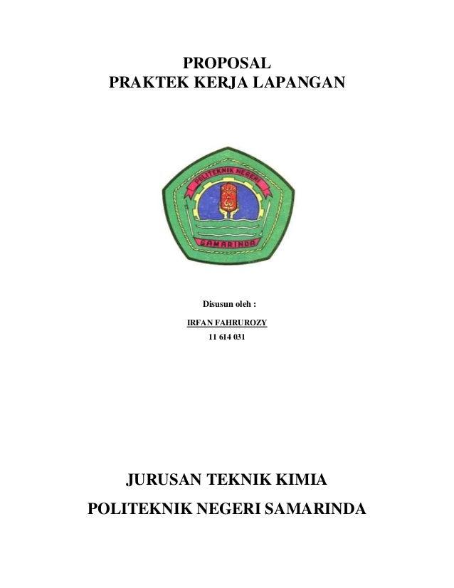 Contoh Cover Proposal Magang Lkit 2017