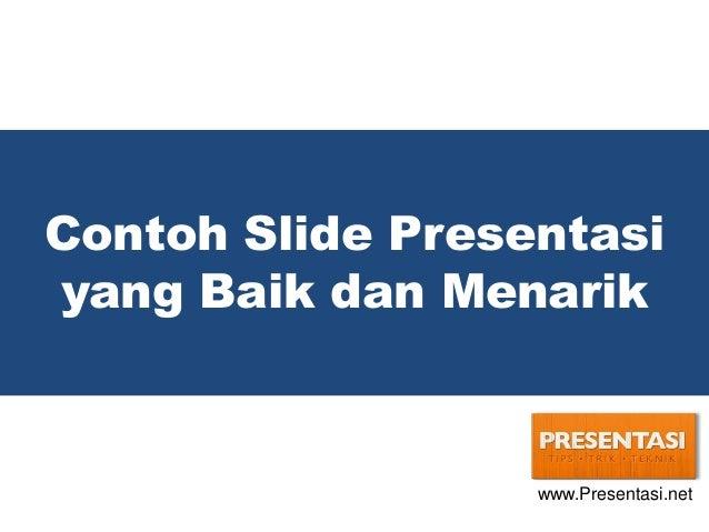 Download 13 Slide Presentasi Keren Kelas Dunia Untuk Merevolusi Presentasi Anda