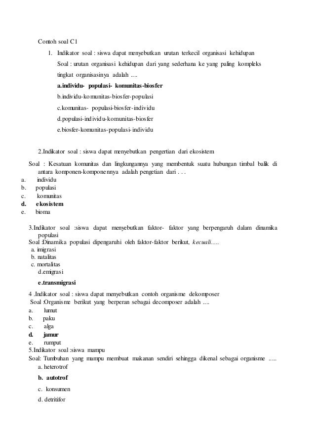 Contoh Soal Advertisement Job Gontoh
