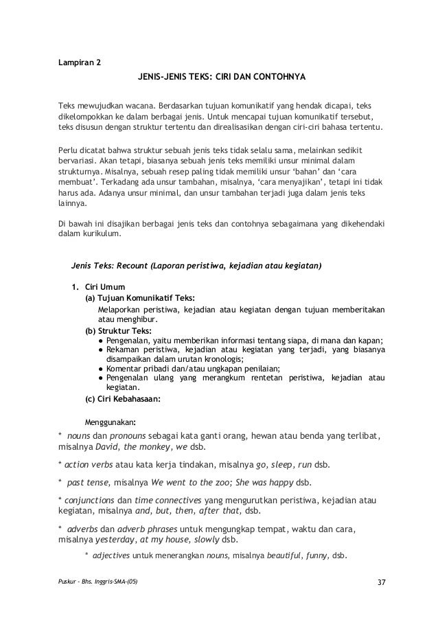 kumpulan teks report Reporting - paraphrase, summary & synthesis synthesis a synthesis is  it  contains the important points in the text and is written in your own words to  make a.