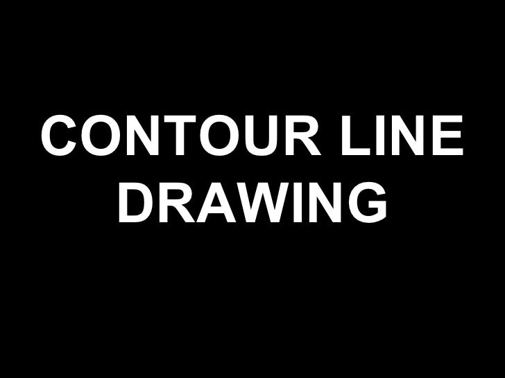 Contour Line Drawings of Animals Contour Line Drawing