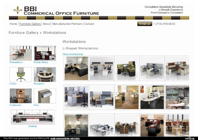 Contract Office Furniture In Orange County Ca