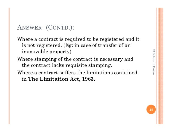 void and voidable contracts essay A void contract cannot be enforced by law void contracts are different from  voidable contracts, which are contracts that may be nullified however, when a.