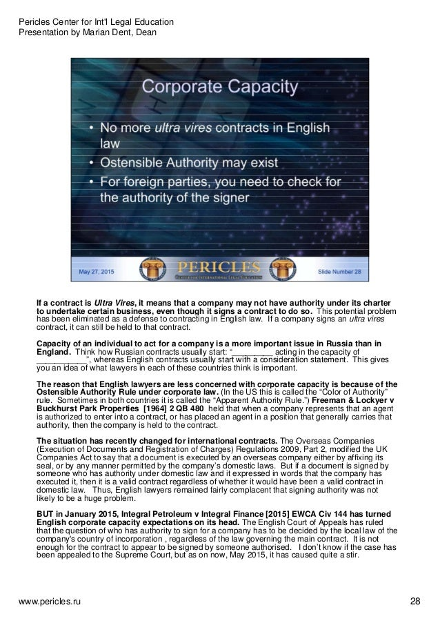 a study on contract in english law Law of contract study guide - by death or mental disorder of offeror law of contract (1) law 436 under english law.