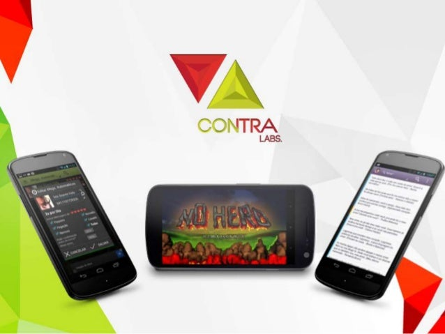 Contra labs | Pitch