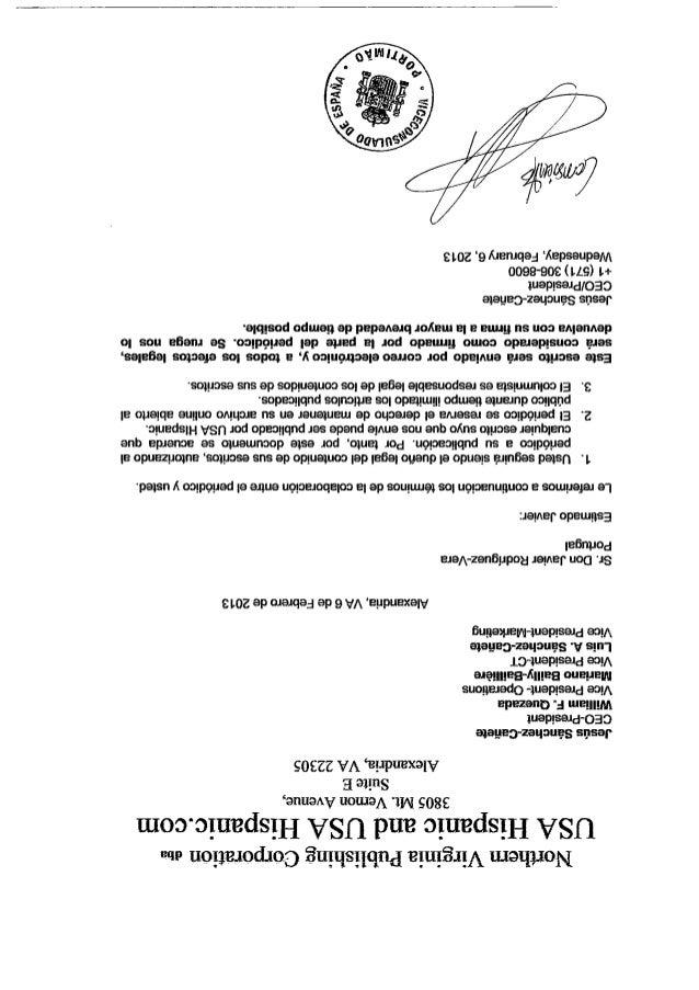 Contract USA HISPANIC