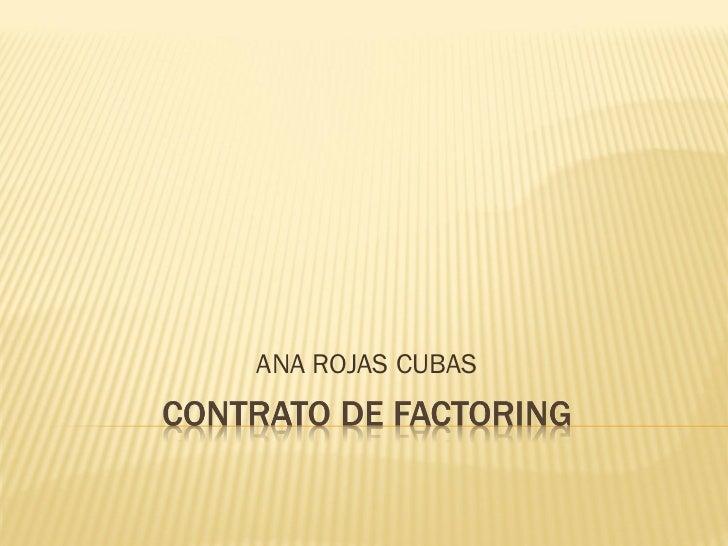 ANA ROJAS CUBAS