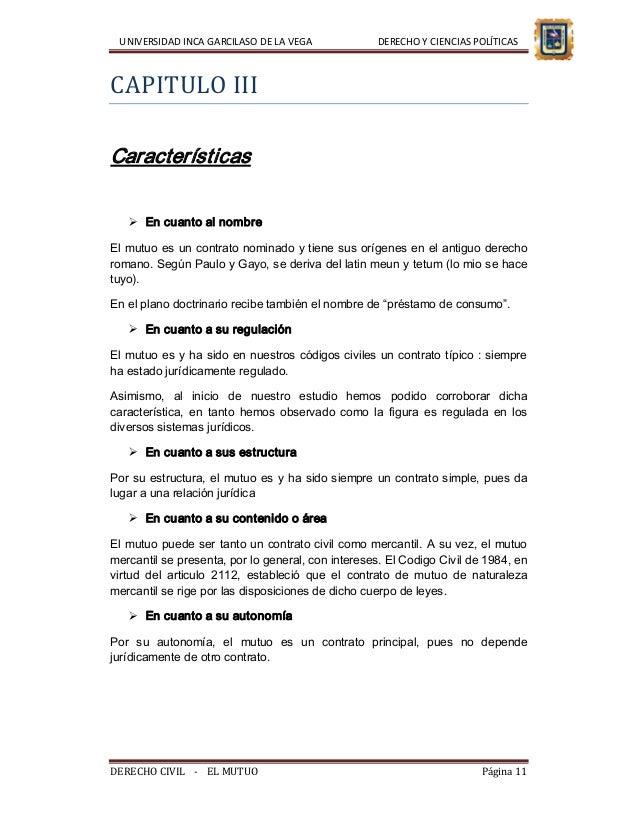 Modelo De Contrato Simple De Prestamo De Dinero