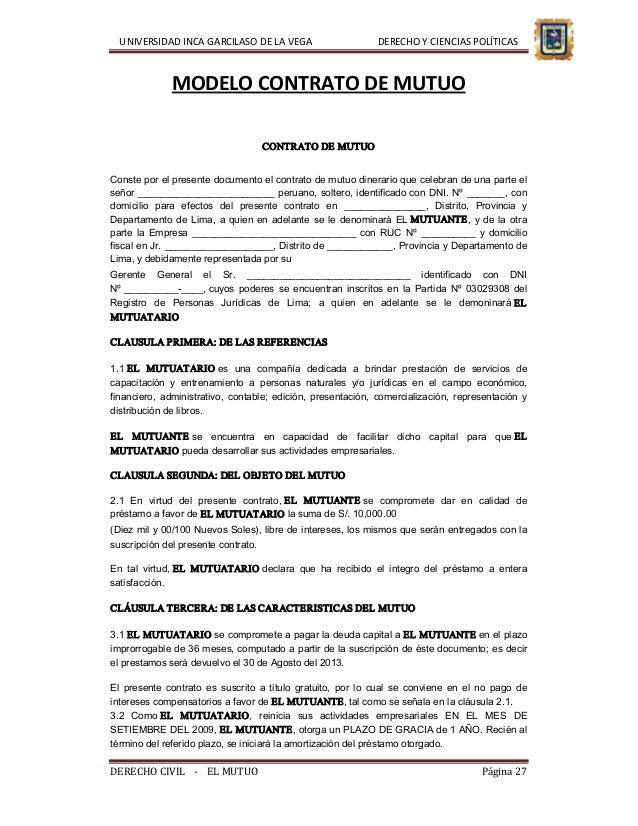 Contrato De Alquiler Peru 2016   newhairstylesformen2014.com