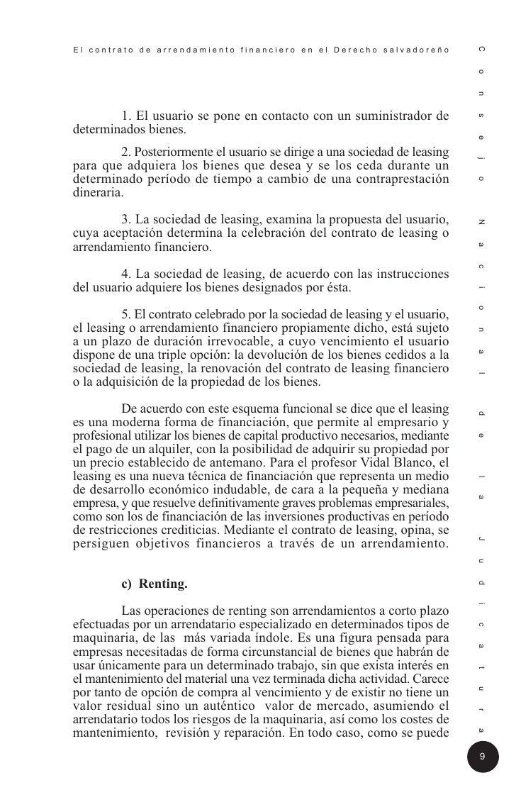 Contrato De Arrendamiento De Bienes Muebles ~ Idea Creativa Della ...