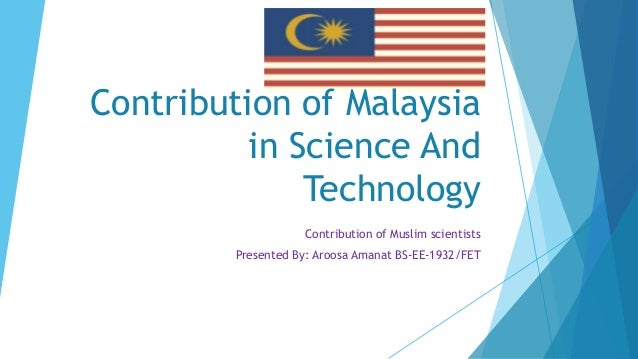 science and technology in malaysia essay Sample of negative effects of science and technology essay (you can also order custom written negative effects of science and technology essay.