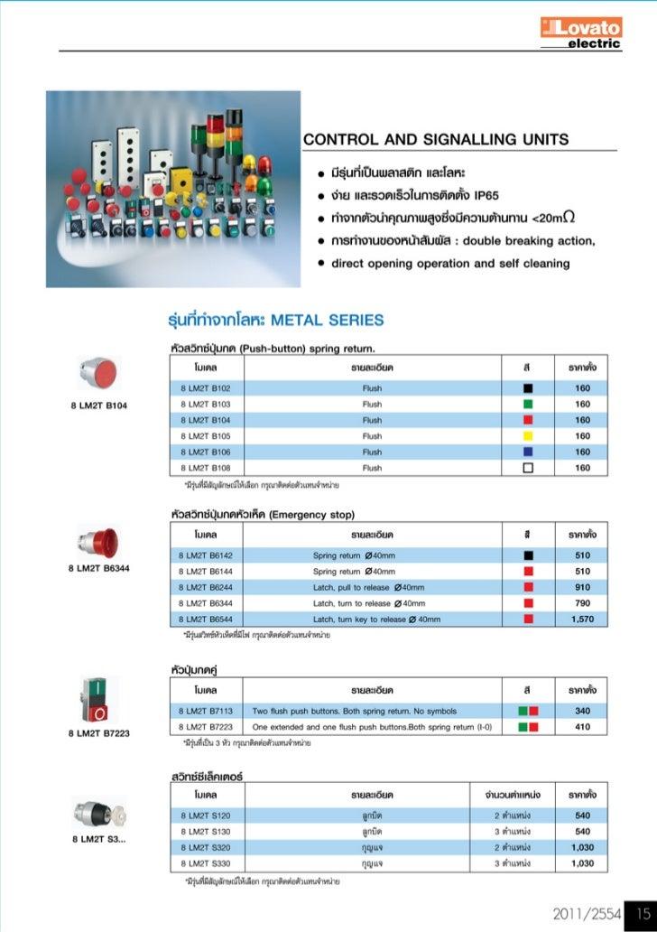 Control and signalling_unit