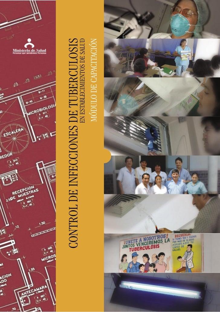 Tuberculosis: Control de infecciones en EESS - Peru