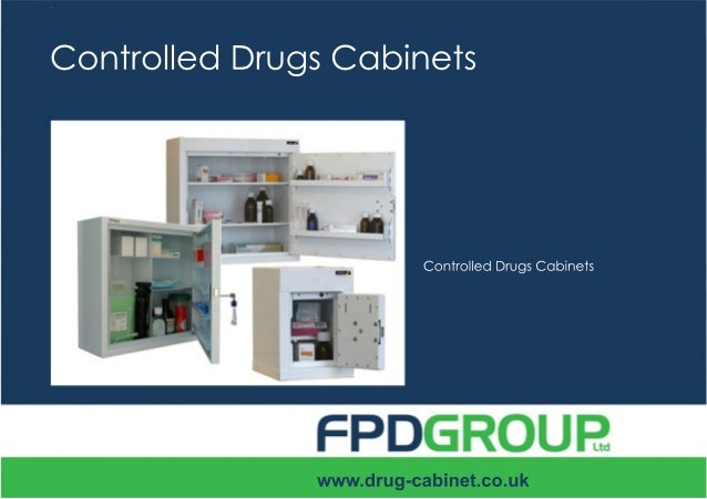 Controlled Drugs Cabinets Brochure