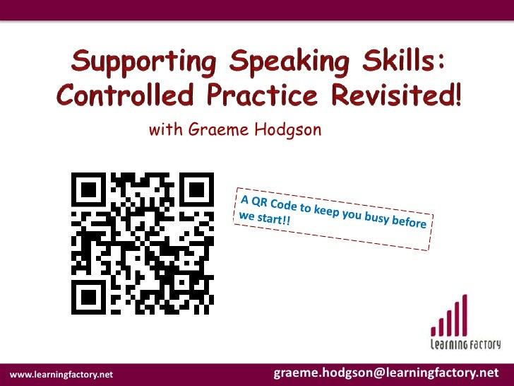 with Graeme Hodgsonwww.learningfactory.net                graeme.hodgson@learningfactory.net