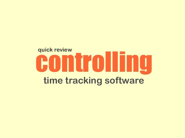 controllingquick review time tracking software