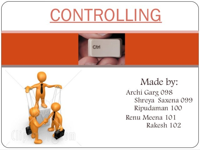 Controlling (1)