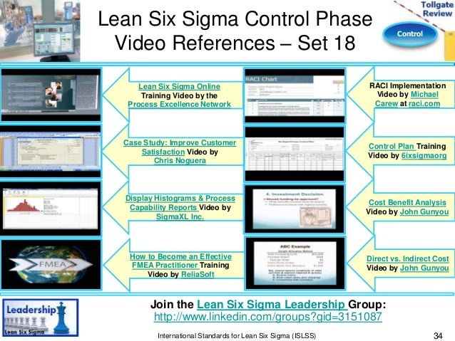 lean six sigma case studies government