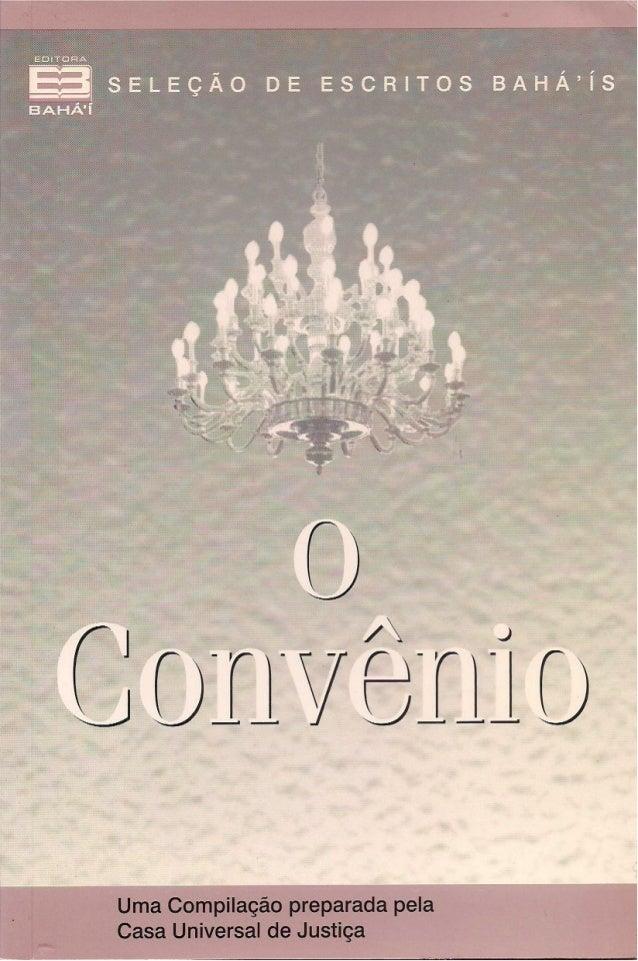oC  onvênio  I