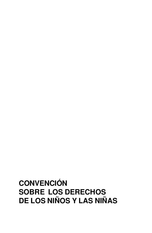 Convención sobre los derechos de los niños y las niñas en Colombia
