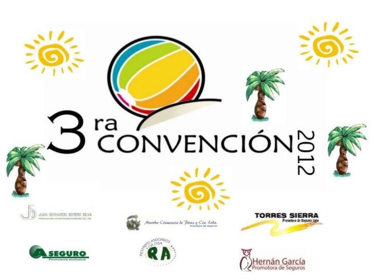 PARA ESTE 2012 NUESTRA  CONVENCIÓN SIGUETOMANDO FUERZA Y ESTEAÑO TU NO TE LA PUEDES       PEDER!!!